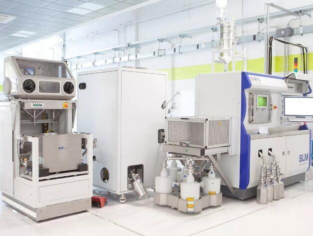 意大利金属3D打印零件制造商BEAMIT将采购15台SLM Solutions设备