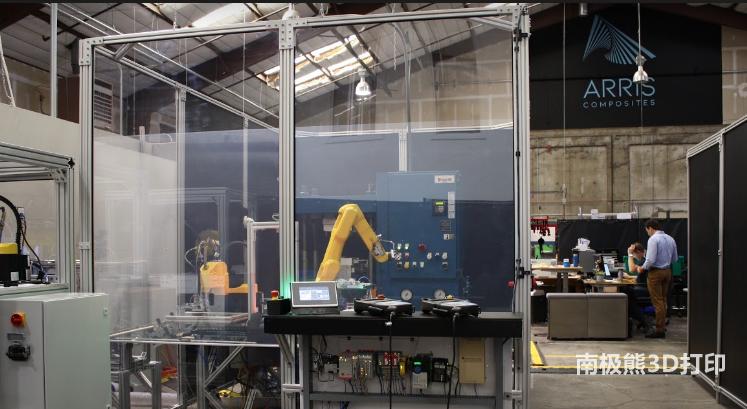 Arris Composites获得4850万美元B轮融资,加速碳纤维3D打印